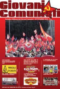 Giornalino dei Giovani Comunisti